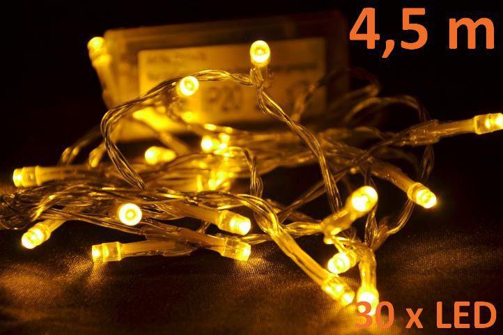vanocni-led-osvetleni-45-m-teple-bile-30-diod1