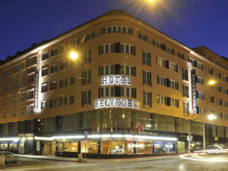 Belvedere_Exterior_night