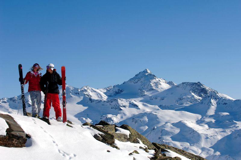 Les MŽnuires, Savoie, 73