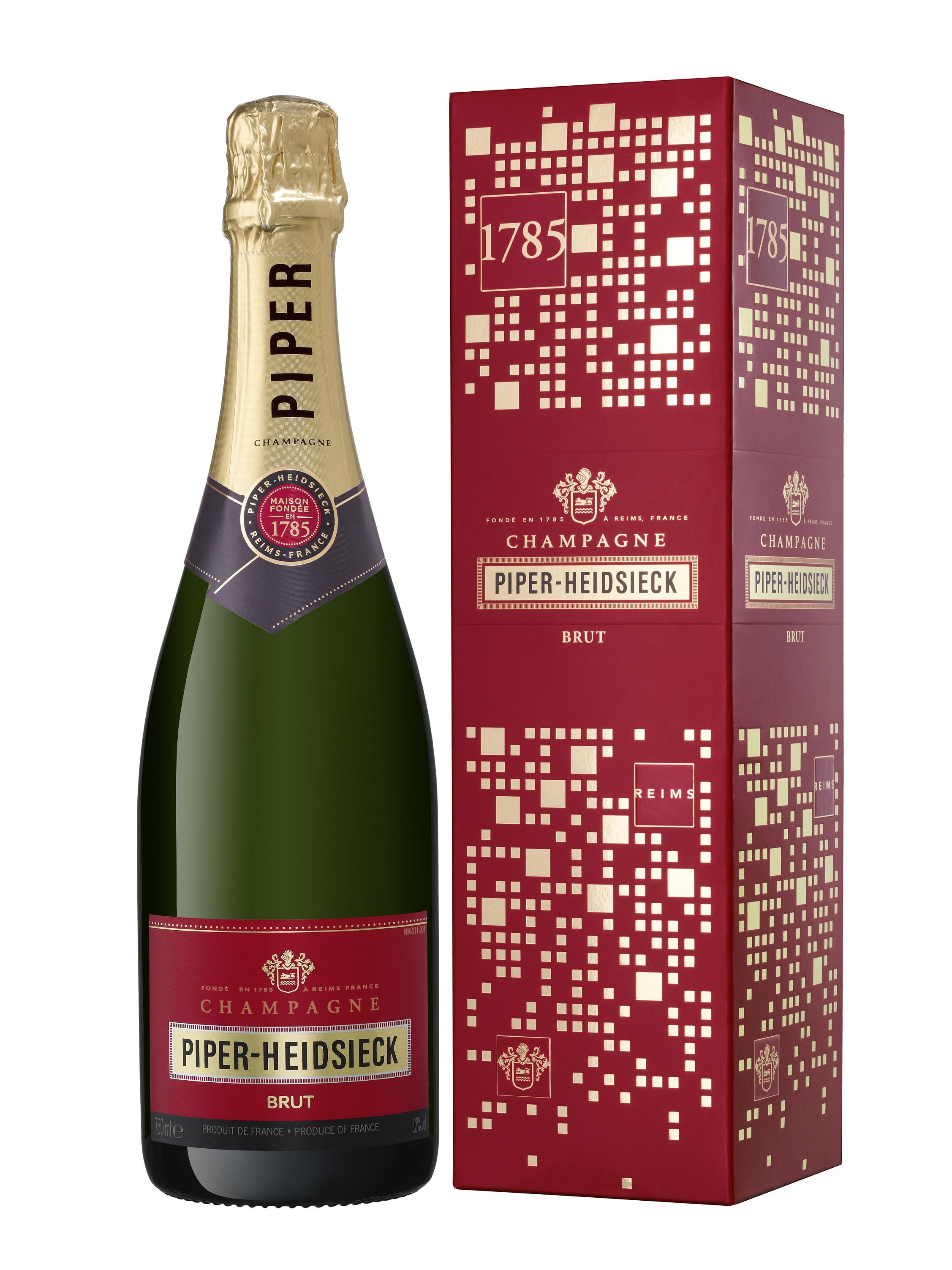 Champagne Piper Heidsieck Cuvée Brut